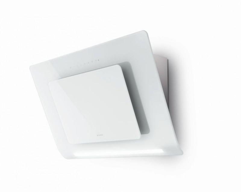 Faber INFINITY WH A80 nerez / bílé sklo + Akce 5 let záruka zdarma
