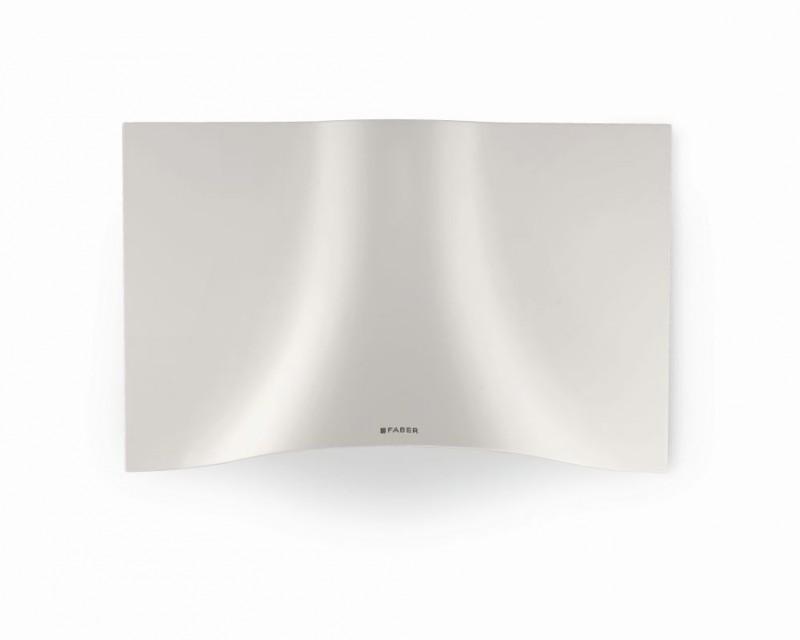 Faber VEIL WH MATT A90 bílá corian + Akce 5 let záruka zdarma