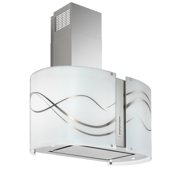 Falmec FENICE/LED MIRABILIA ostrůvkový 85 cm 800 m3/h
