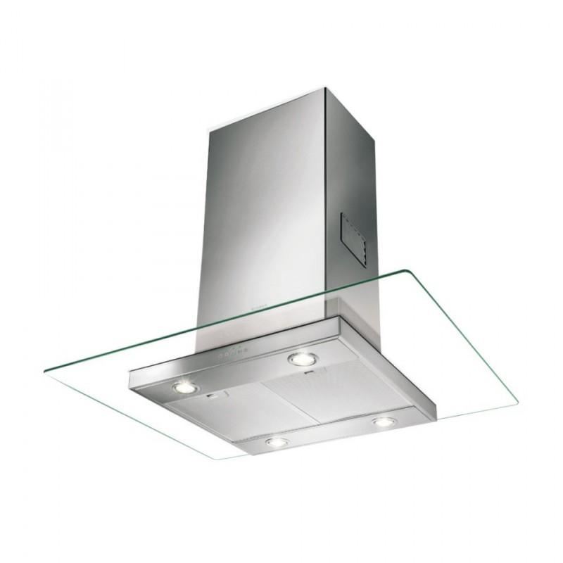 Faber GLASSY ISOLA SP EG8 X/V A90 nerez / sklo + Akce 5 let záruka zdarma