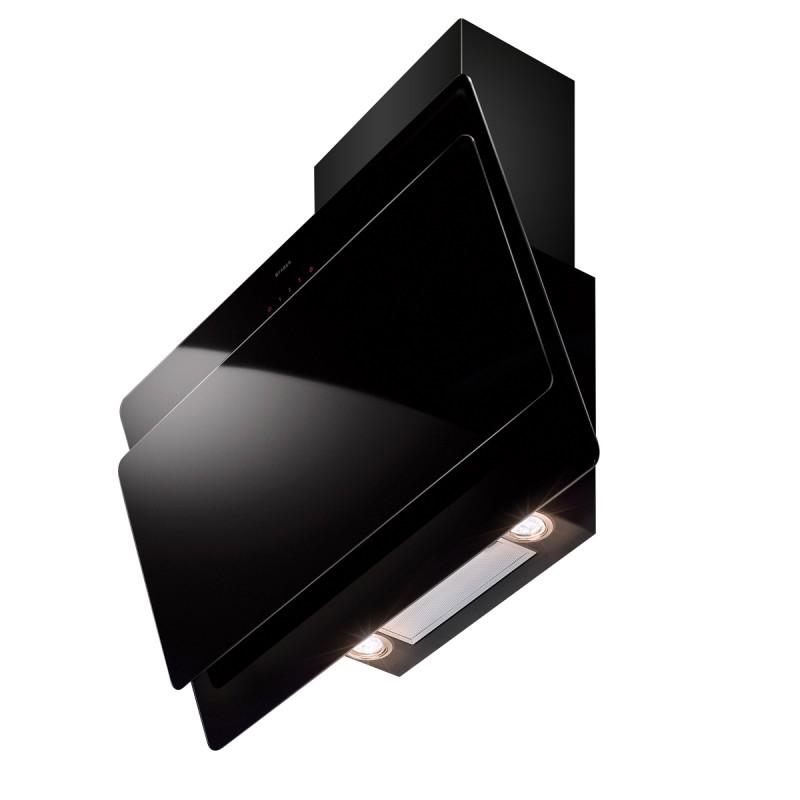 Faber COCKTAIL EG8 BK A80 černá / černé sklo + Akce 5 let záruka zdarma