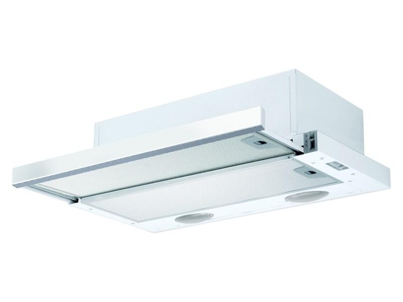 Faber Flexa GLASS W A60 bílá / lišta bílé sklo + Akce 5 let záruka zdarma