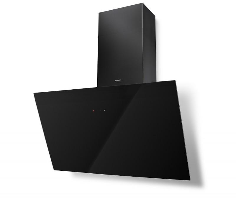 Faber TWEET EG8 BK A80 černá / černé sklo + Akce 5 let záruka zdarma
