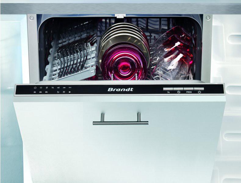 Brandt VS1010J myčka vestavná 45cm