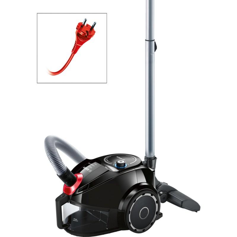 Bosch BGC3U330 podlahový vysavač bezsáčkový, černá