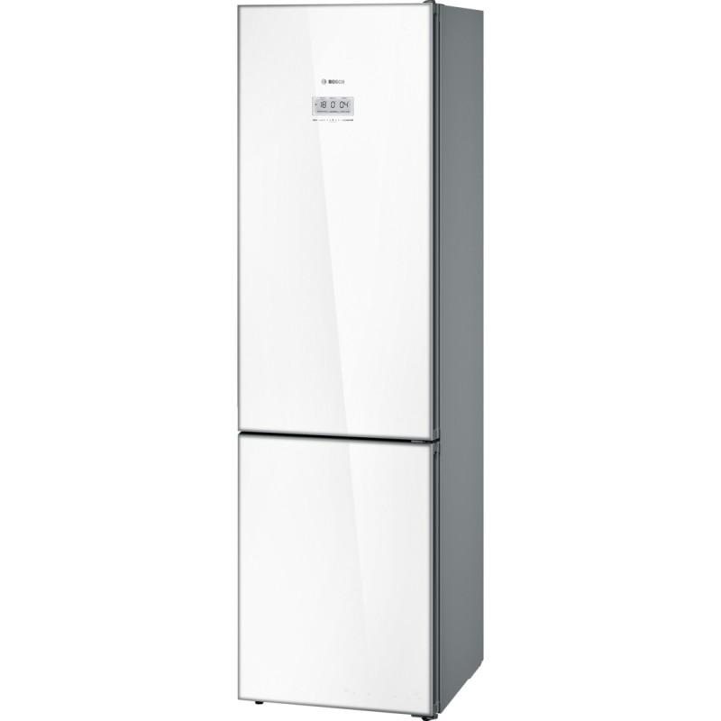Bosch KGF39SW45 Kombinace chladnička/mraznička, NoFrost, VitaFresh, bílá