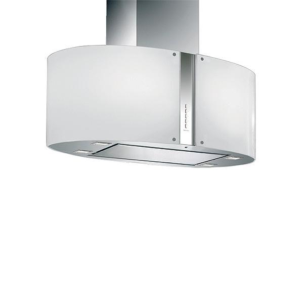Falmec PHARO/LED MIRABILIA ostrůvkový 85 cm 800 m3/h