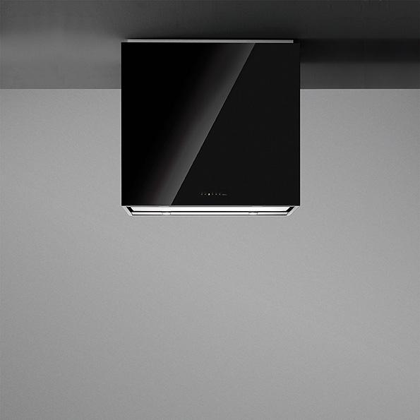 Falmec LAGUNA DESIGN+ černá nástěnný 90 cm 800 m3/h
