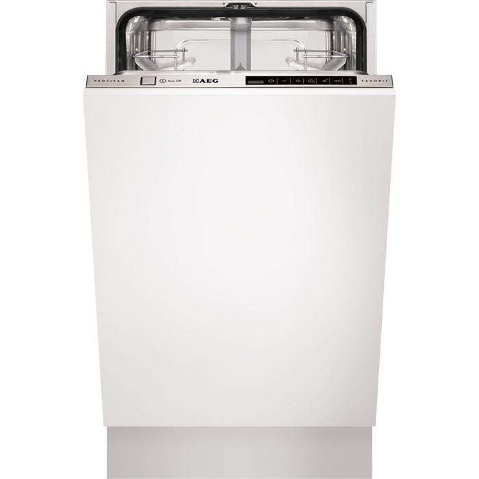 AEG F88450VI1P vestavná myčka nádobí