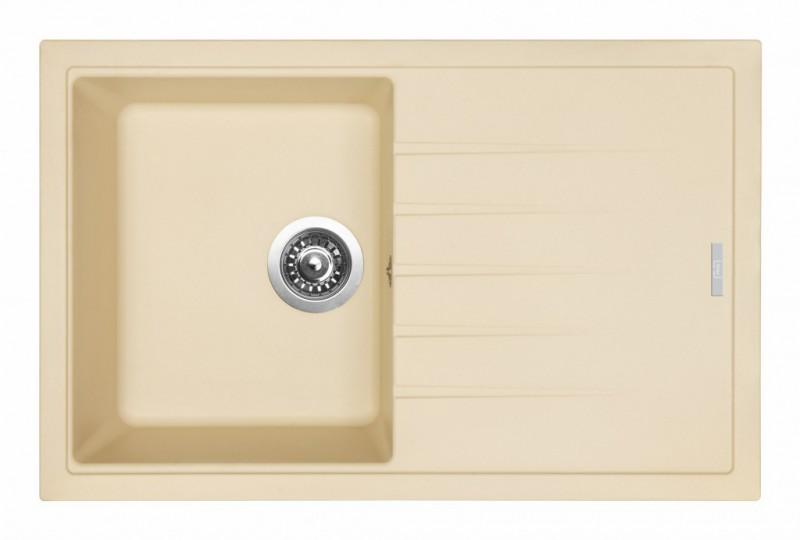 Set Sinks Sinks BEST 780 Sahara + Sinks CAPRI 4 - 50 Sahara
