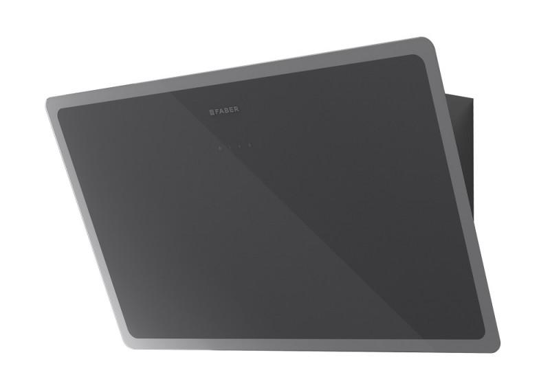 Faber GLAM-LIGHT EV8 DG/LG A80 černá / šedá se světle šedým okrajem + Akce 5 let záruka zdarma