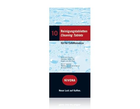 Nivona NIRT 701 - čistící tablety 10 ks