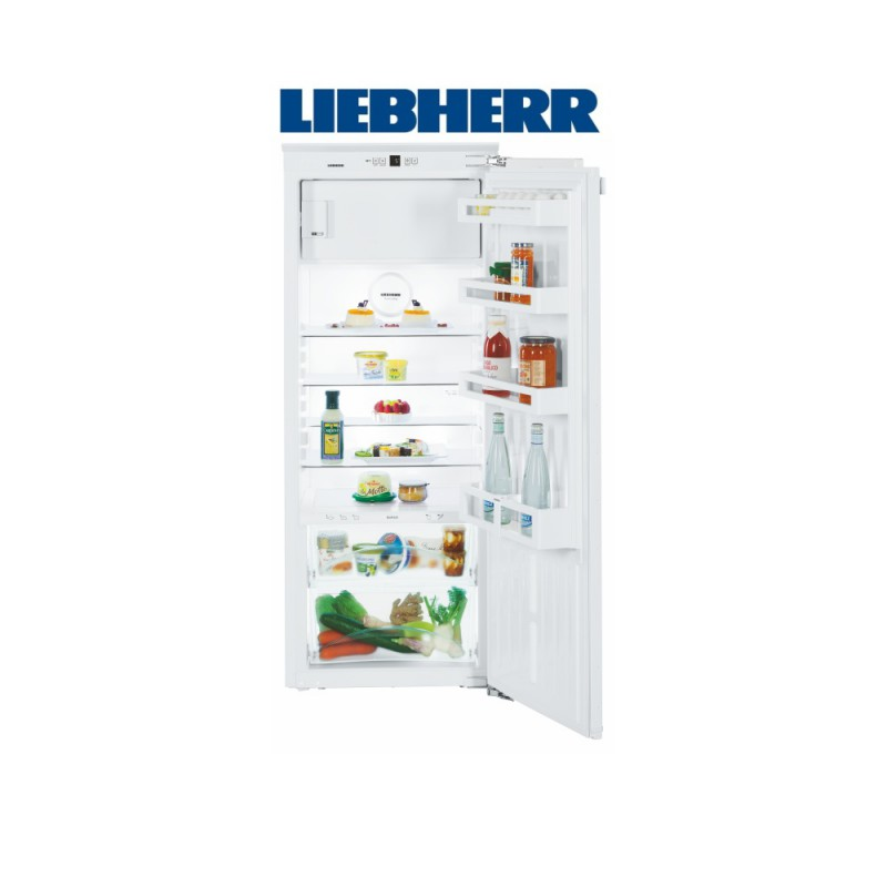 Liebherr IKBP 2724 vestavná chladnička s příručním mrazákem, BioFresh, A+++ + Akce 5 let záruka zdarma