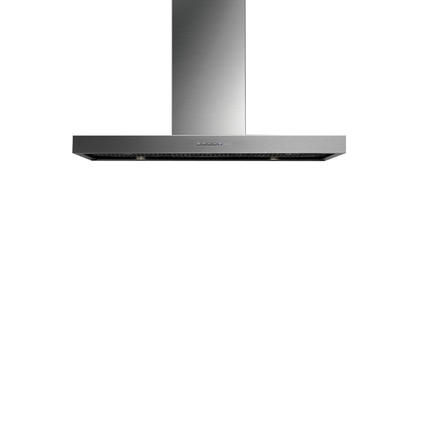Flamec PLANE DESIGN ostrůvkový 120 cm 800 m3/h