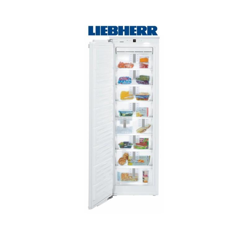 Liebherr SIGN 3576 vestavná mraznička, NoFrost, IceMaker, A++ + Akce 5 let záruka zdarma