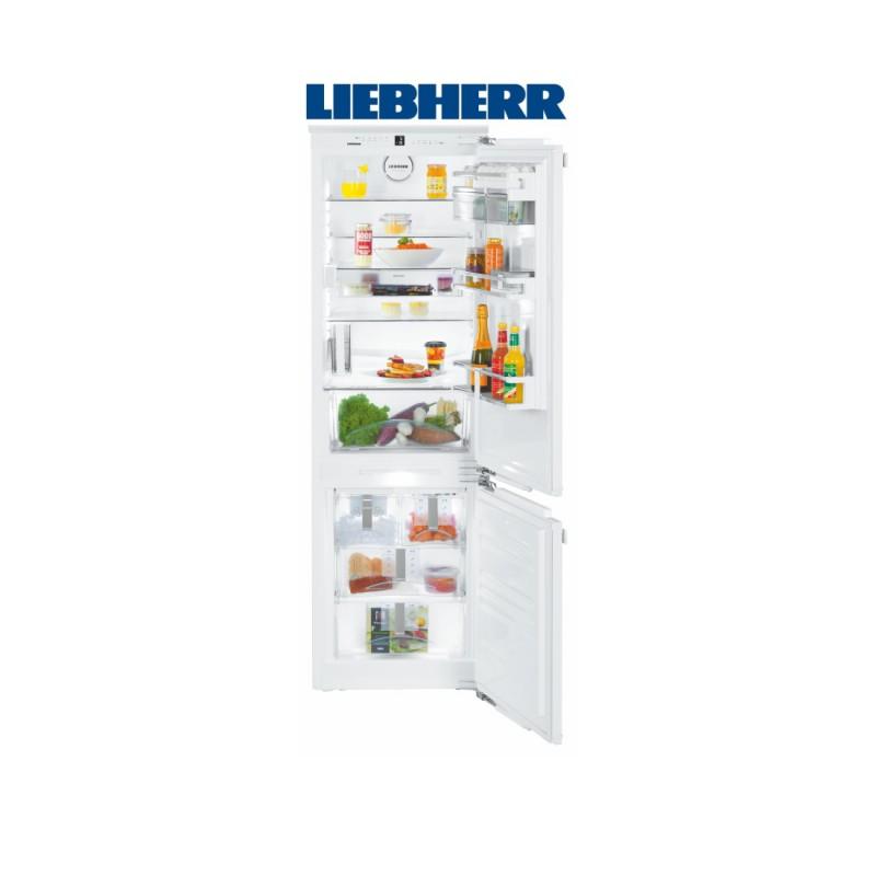Liebherr ICN 3386 vestavná chladnička/mraznička, NoFrost, IceMaker, A++ + Akce 5 let záruka zdarma