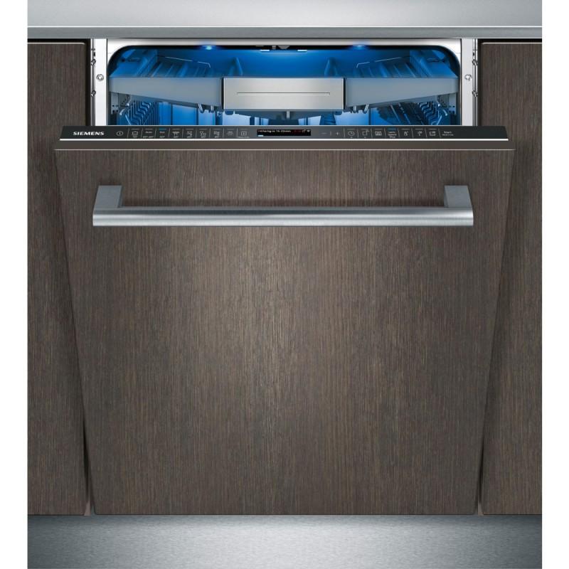 Siemens SN678X36TE plně vestavná myčka nádobí, Zeolith, 60 cm, A+++