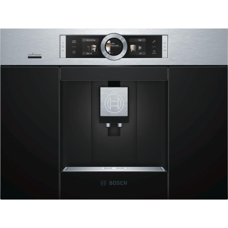 Bosch CTL636ES6 Plně automatický kávovar, nerez