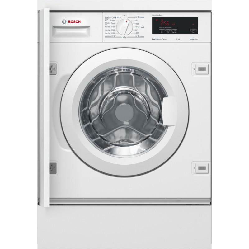 Bosch WIW24340EU vestavná automatická pračka, A+++