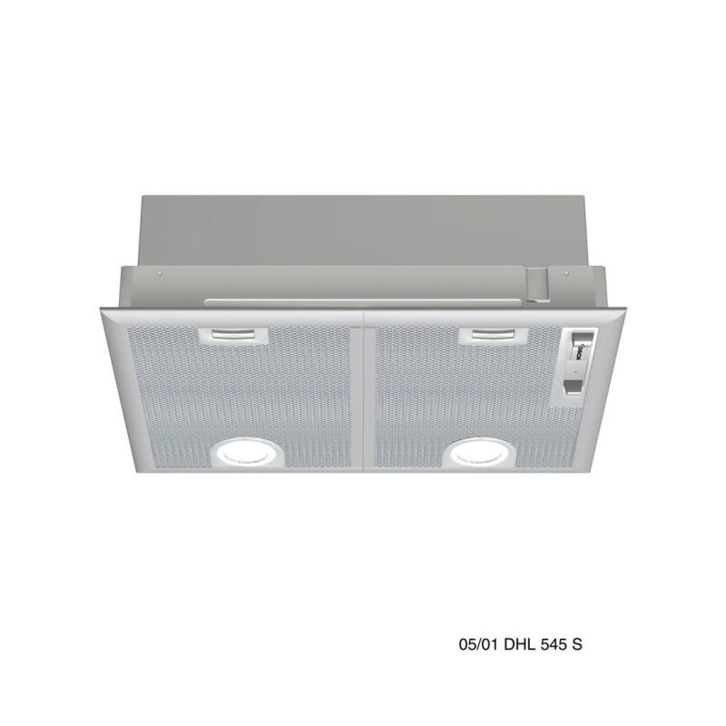 Bosch DHL555B vestavný odsavač par, nerez, 50 cm