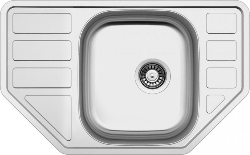 Sinks Sinks CORNO 770 V 0,6mm matný - Akce