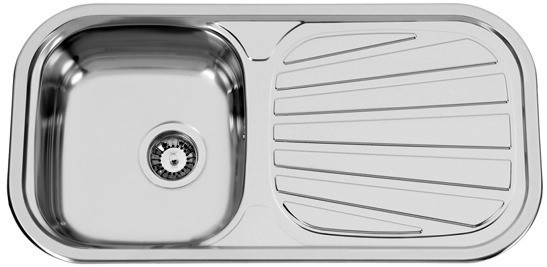 Sinks Sinks SEVILLA 860 M 0,6mm matný