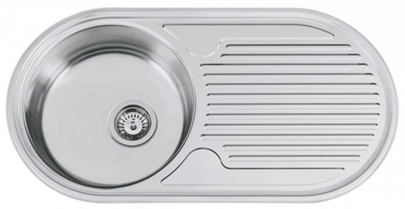Sinks Sinks SEMIDUETO 847 V 0,6mm matný