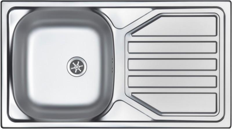 Sinks Sinks OKIO 780 V 0,5mm leštěný - Akce