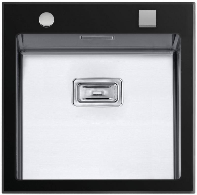 Sinks Sinks GLASS 530 černý 1,2mm