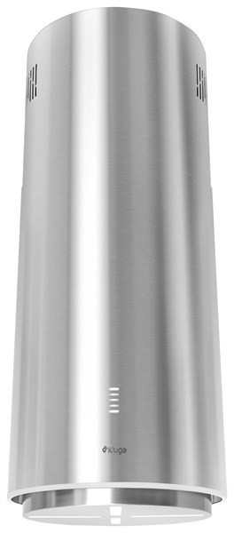 Kluge KOI4000IX Tube Color odsavač ostrůvkový, 39 cm