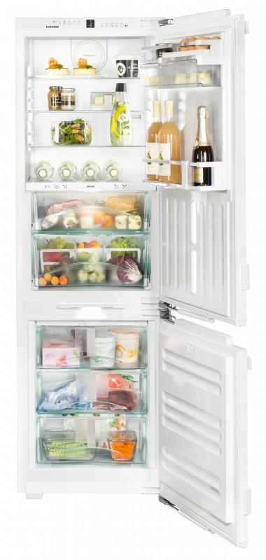 Liebherr ICBN 3376 vestavná chladnička/mraznička, NoFrost, BioFresh, A++ + Akce 5 let záruka zdarma