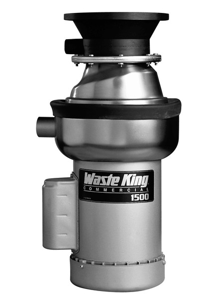 Waste King Commercial 1500 drtič odpadu