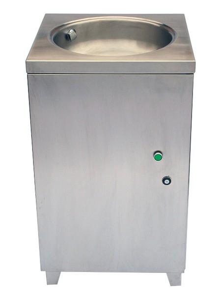 EcoMaster COMMERCIAL vč. nerezové skříně drtič odpadu