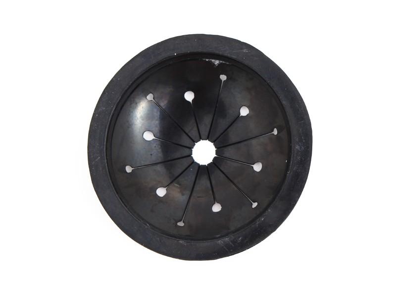 EcoMaster Vyjímatelná gumová manžeta, vnější Ø 78mm k drtičům odpadu EcoMaster