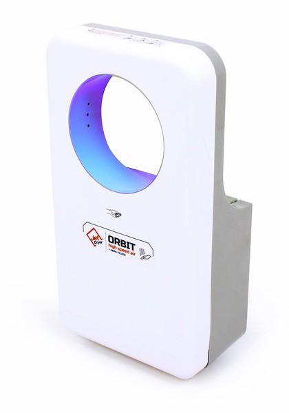 Jet Dryer Vysoušeč rukou ORBIT, Stříbrný