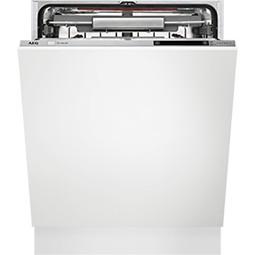 AEG FSK93700P vestavná myčka nádobí