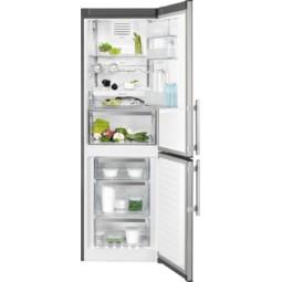 Electrolux EN3390MOX volně stojící kombinovaná chladnička