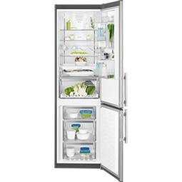 Electrolux EN3790MFX volně stojící kombinovaná chladnička