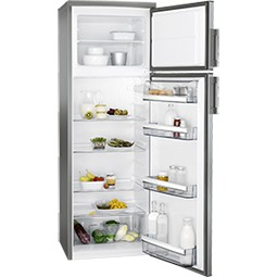 AEG RDB72721AX volně stojící kombinovaná chladnička