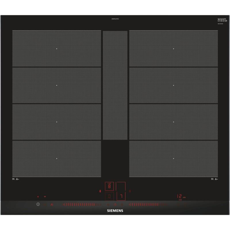 Siemens EX675LYV1E indukční varná deska, flexindukce, 60 cm, HomeConnect