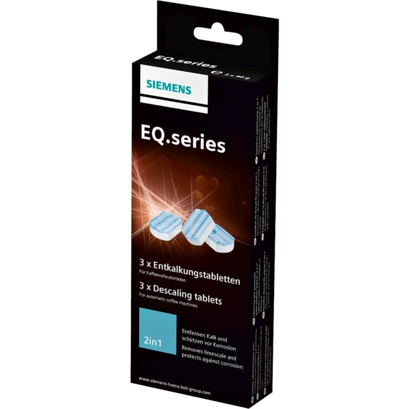 Siemens TZ80002N Odvápňovací tablety pro kávovary Siemens - Novinky
