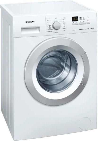 Siemens WS12G160BY automatická pračka