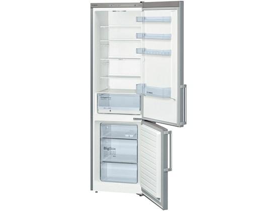 Bosch KGV39UL30 InoxLook Kombinace chladnička/mraznička - EcoProdukt
