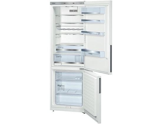 Bosch KGE49AW41 Kombinace chladnička/mraznička Comfort, bílá