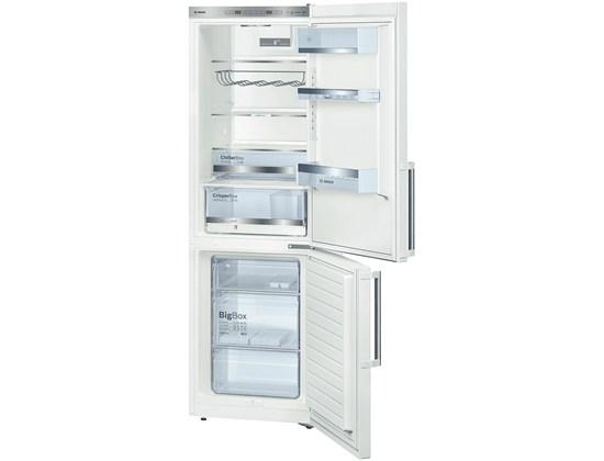 Bosch KGE36AW42 186 cm, chlad. 215l, mraz. 89l, 2 chladící okruhy, A+++, bílá - EcoProdukt
