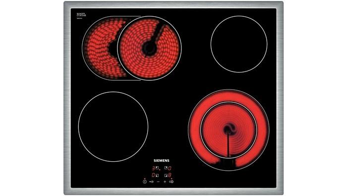 Siemens ET645HN17E 60cm, senzor.ovl. touchControl, sklokeramika