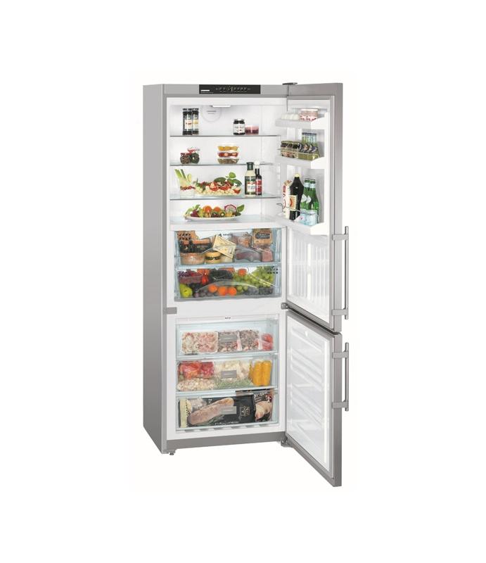 Liebherr CBNesf 5133 Comfort,SmartSteel, BioFresh, NoFrost, nerezové dveře + Akce 5 let záruka zdarma