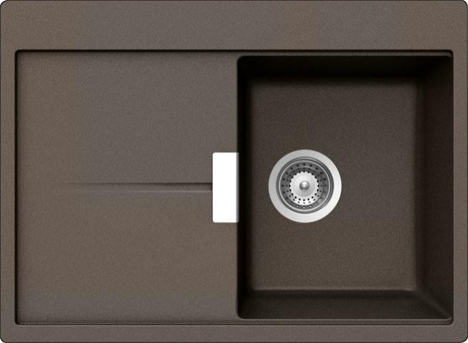 schock horizont d 100s cristadur bronze granitov d ez spodn mont schock moje spot ebi e. Black Bedroom Furniture Sets. Home Design Ideas