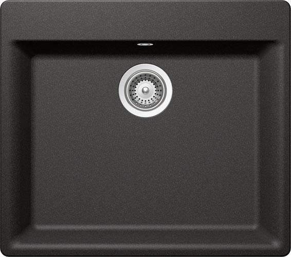 Schock Mono N-100L CRISTADUR Stone granitový dřez horní montáž