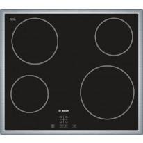 Bosch PKE645D17E nerez sklokeramická varná deska , 60 cm